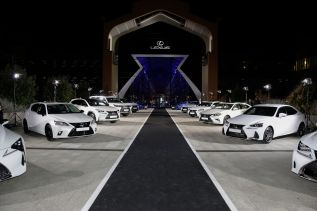Lexus European Retailer Meeting