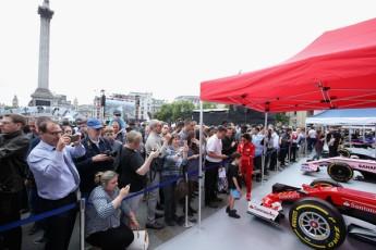 F1+Live+London+Takes+Over+Trafalgar+Square+_FjW7ArLTAtl