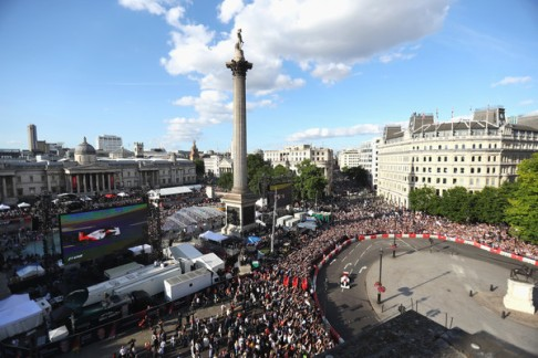 F1+Live+London+Takes+Over+Trafalgar+Square+aii7In_Tcaol