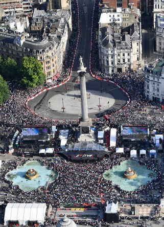 F1+Live+London+Takes+Over+Trafalgar+Square+BJE1lYFvmZMl